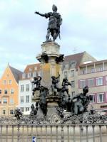 Augustusbrunnen Augsburg
