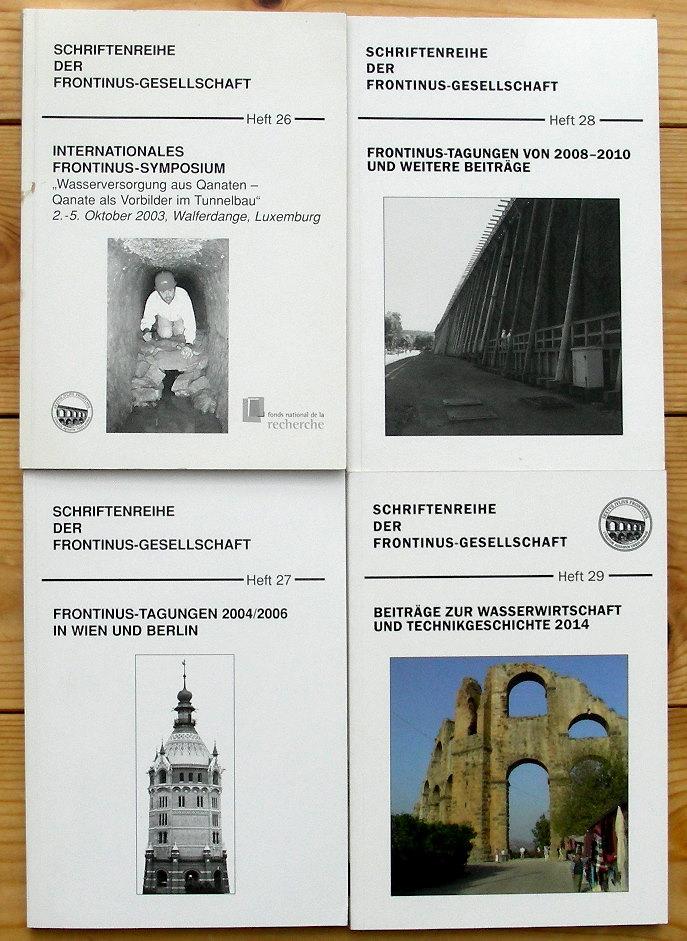 Frontinus-Schriftenreihe